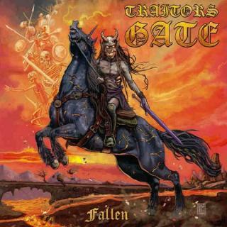 TRAITORS GATE - FALLEN CD (NEW)