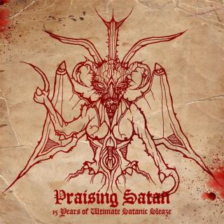 HERETIC - PRAISING SATAN - 15 YEARS OF ULTIMATE SATANIC SLEAZE (DIGI PACK) CD (NEW)