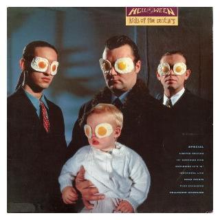 """HELLOWEEN - KIDS OF THE CENTURY 12"""" LP"""