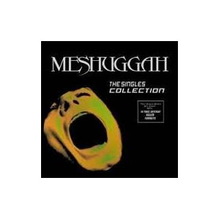 """MESHUGGAH - THE SINGLES COLLECTION (LTD NUMBERED EDITION 450 COPIES, INCL.: 2 X 12"""" & 10"""") 3LP (NEW)"""