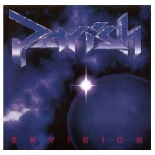 PARISH - ENVISION (JAPAN EDITION+OBI+STICKER) CD
