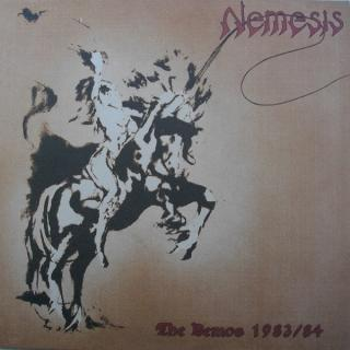 NEMESIS - THE DEMOS 1983/84 (LTD EDITION 107 COPIES NUMBERED) 2LP (NEW)