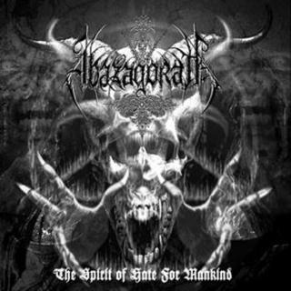 """ABAZAGORATH - THE SPIRIT OF HATE FOR MANKIND 7"""""""