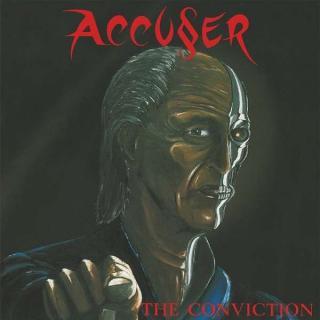 ACCUSER - THE CONVICTION (LTD EDITION 350 COPIES) LP (NEW)