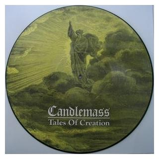 CANDLEMASS - TALES OF CREATION (FIRST EDITION PICTURE DISC) LP