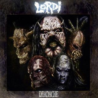 LORDI - DEADACHE CD