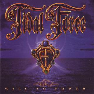 TIDAL FORCE - WILL TO POWER CD (NEW)