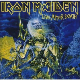 IRON MAIDEN - LIVE AFTER DEATH (LTD U.S.A. EDITION +BONUS CD SINGLE) 2CD