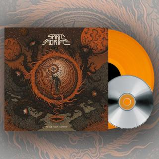"SPIRIT ADRIFT - Forge Your Future EP (Ltd Edition / 180gr, Orange, Etching Side B, Incl. Bonus CD) CD/12"""