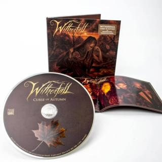 WITHERFALL - Curse Of Autumn (Digipak) CD