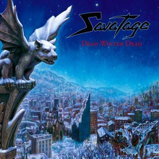 SAVATAGE - Dead Winter Dead (Remastered, Digipak, Incl. 2 Bonus Tracks) CD