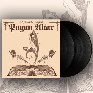 PAGAN ALTAR - Mythical & Magical 2LP